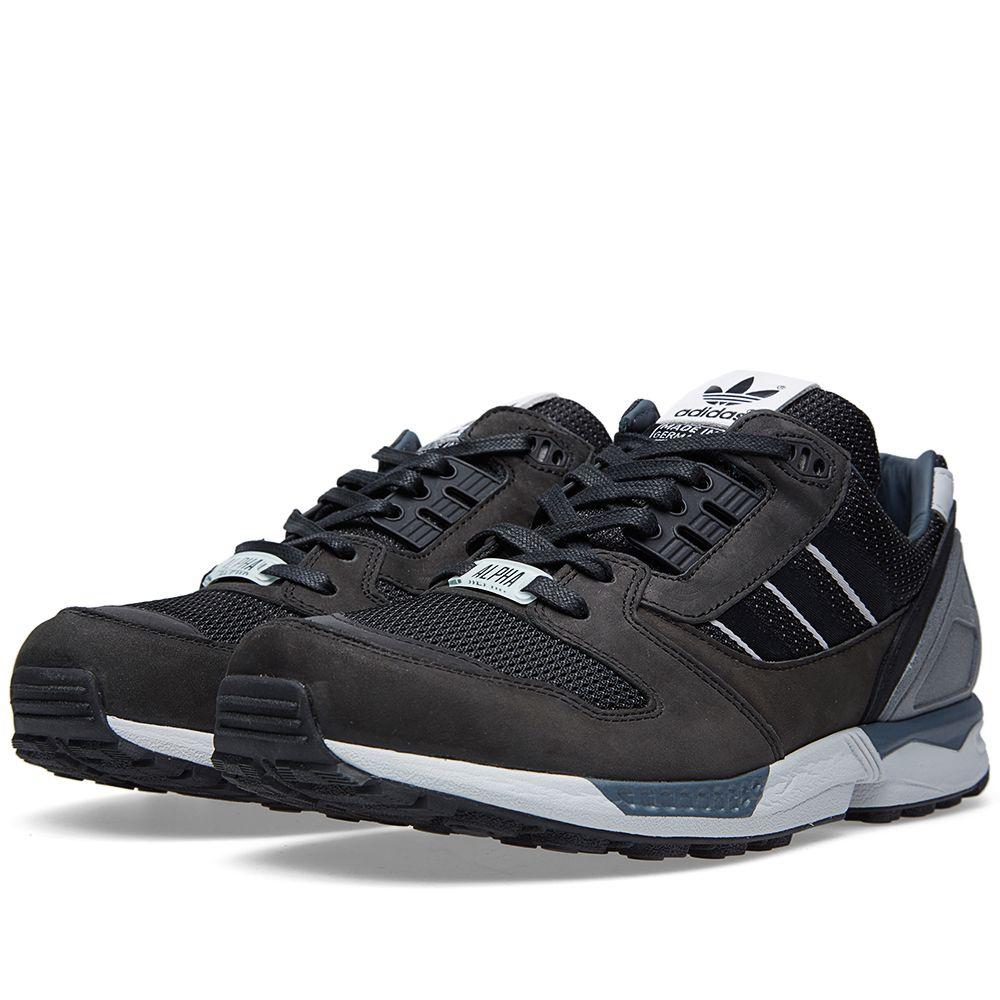 d93e8afe992d6 Adidas ZX 8000 ALPHA Black   Solid Grey