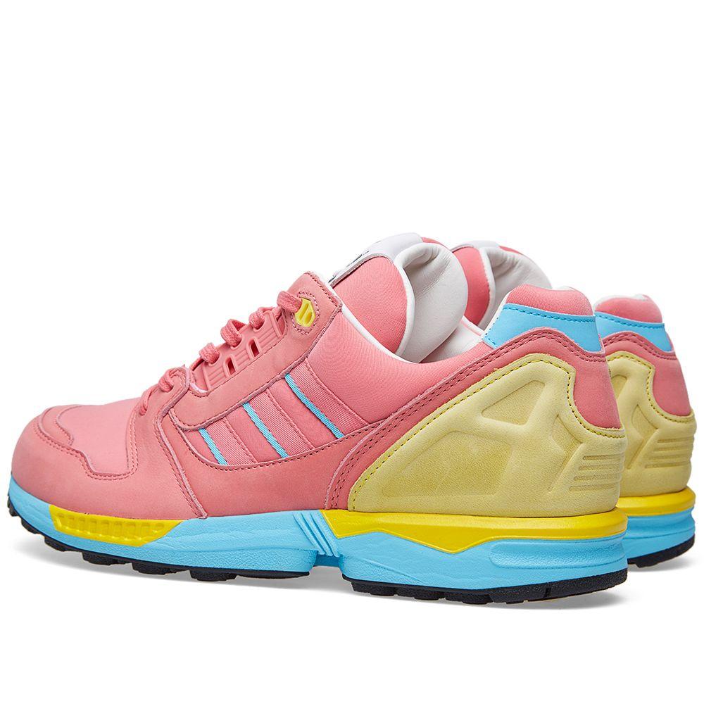 94fec60d711e5 Adidas ZX 8000 BRAVO Bliss Pink   Light Aqua