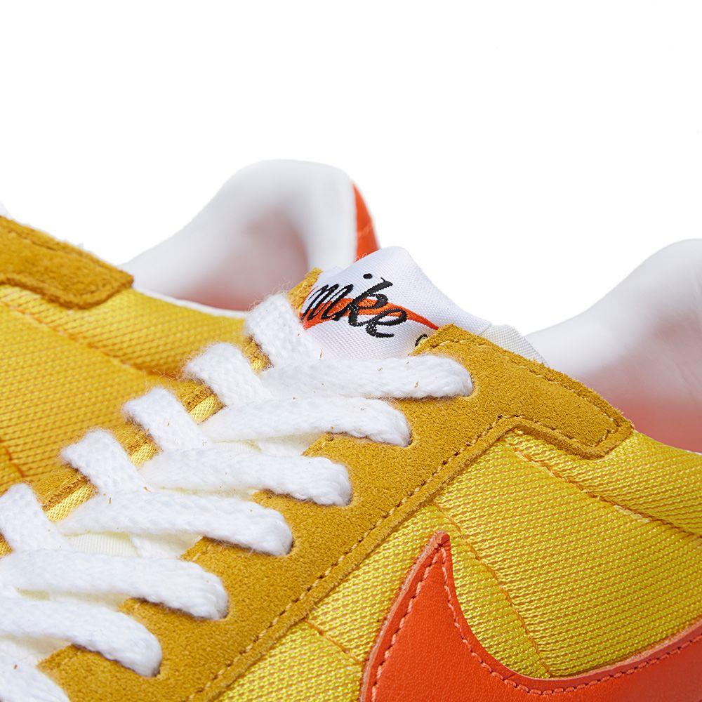 quality design d4da3 a2a26 Nike Roshe LD-1000 SP Varsity Maize   Safety Orange   END.