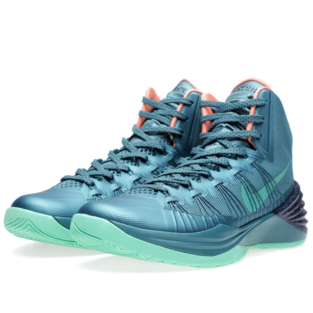 499975d46ed5 ... nike hyperdunk 2013 mineral teal green glow end.