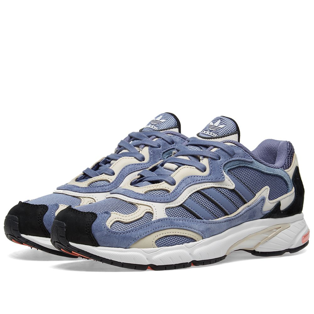 780bb895205 Adidas Temper Run Raw Indigo   Core Black