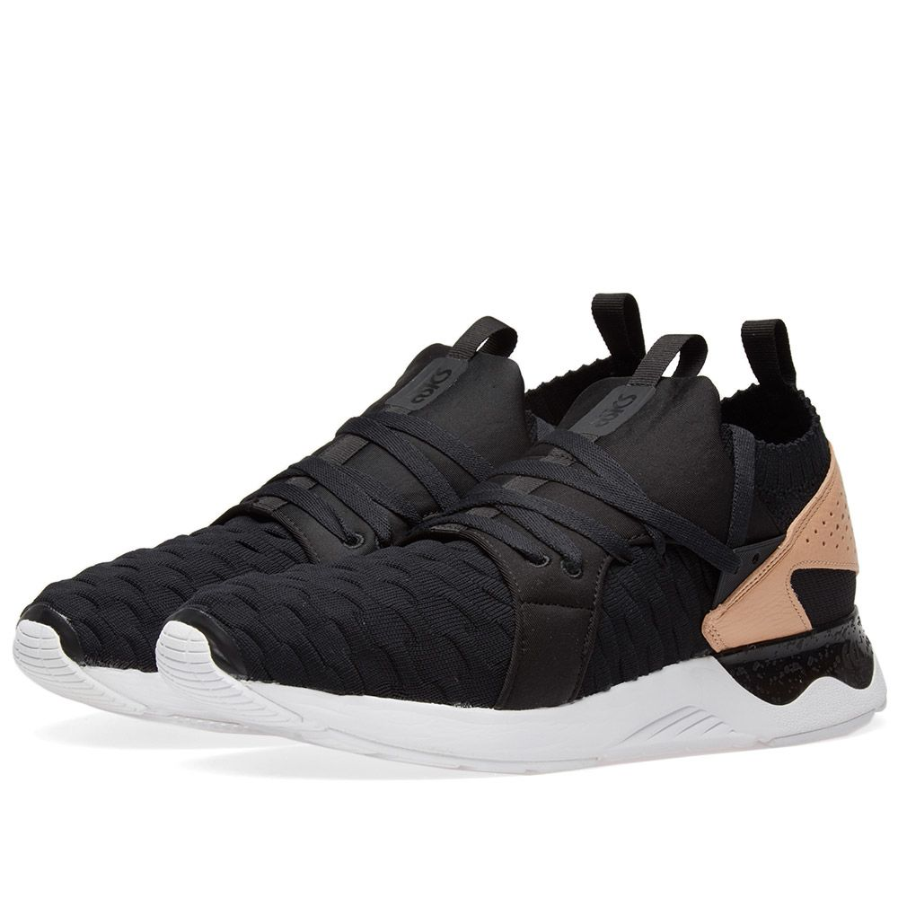8446f316b39c Asics Gel Lyte V Sanze Knit Black
