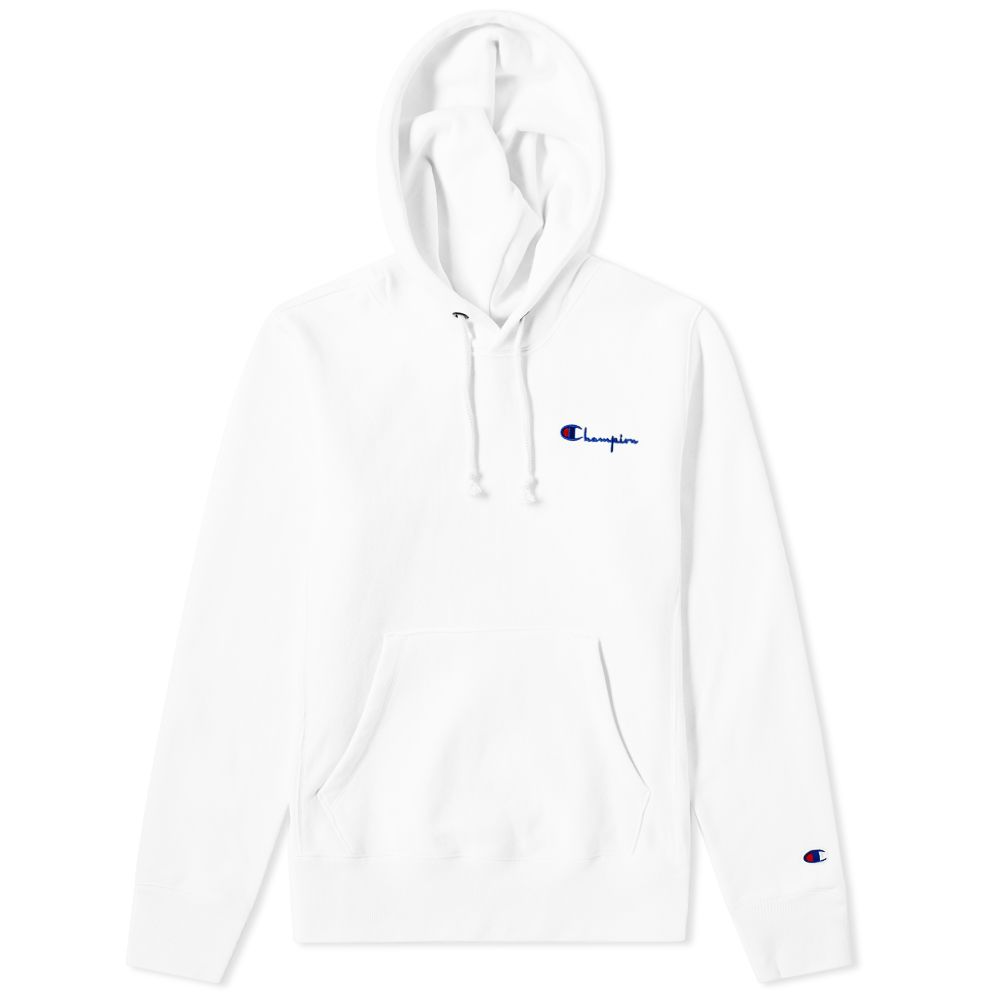 159a273cff39 homeChampion Reverse Weave Women s Small Script Logo Hoody. image. image.  image. image. image. image. image