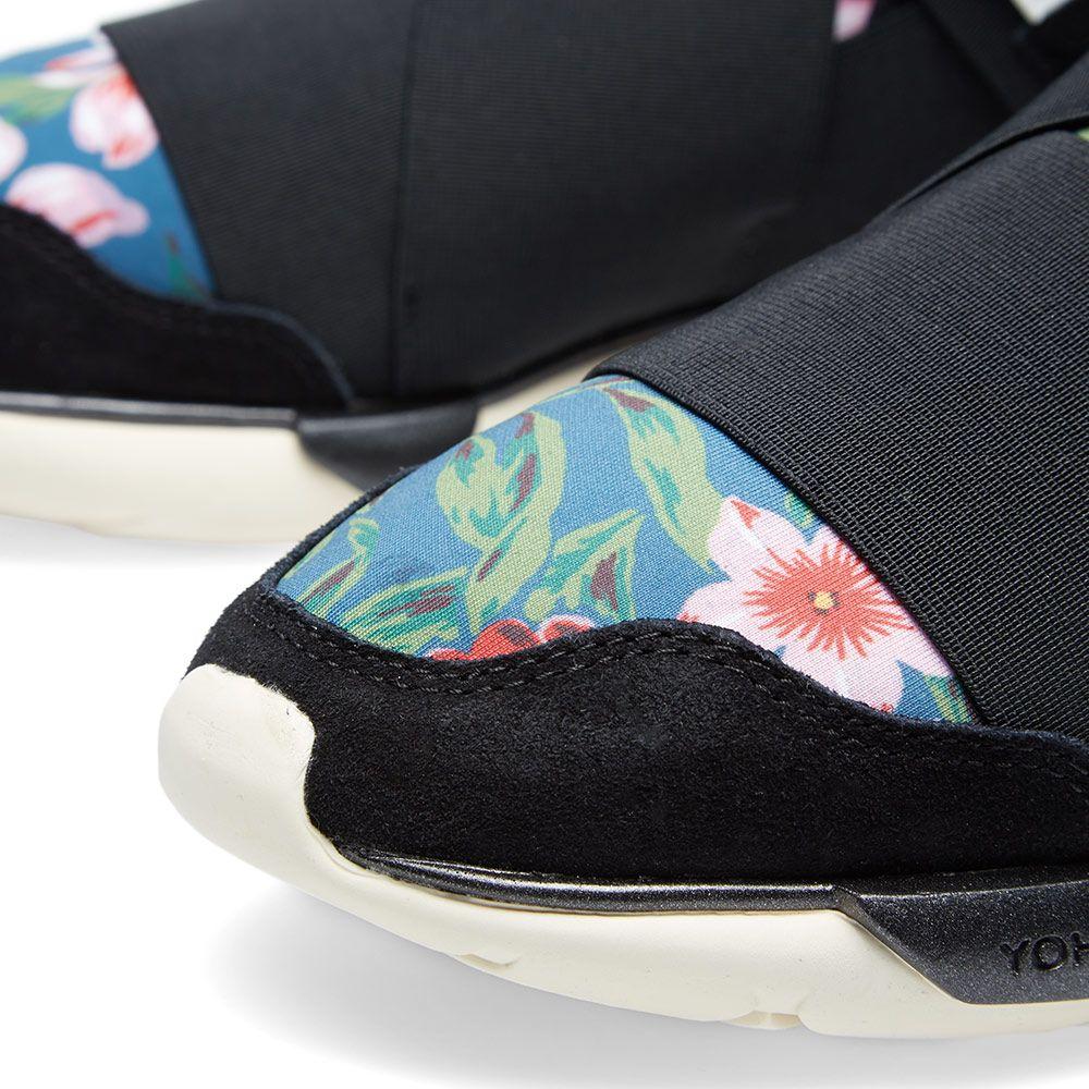 9a27b232d Y-3 Qasa High Black   Flower II