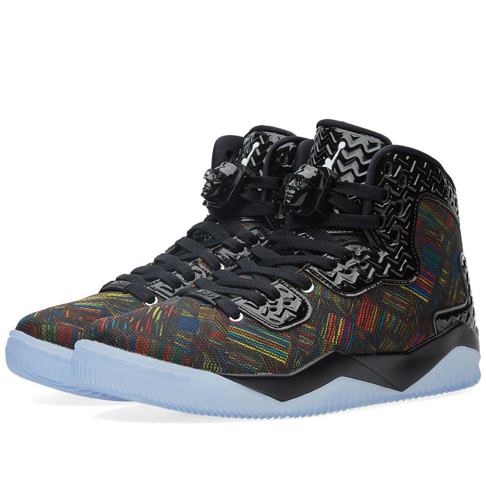 916e351f1e31 Nike Air Jordan Spike Forty BHM Black