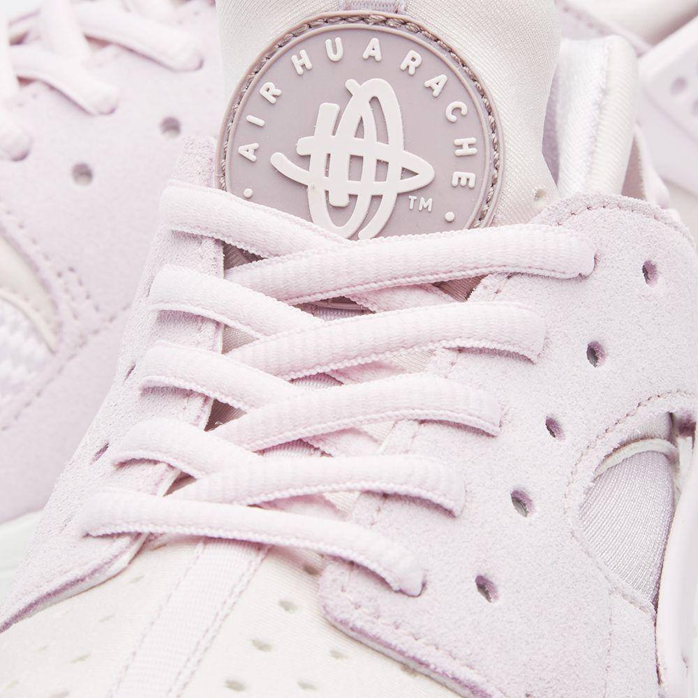 905ddbee0f4a Nike W Air Huarache Run TXT Bleached Lilac