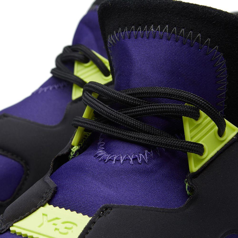 7d8937deb Y-3 Kohna Collegiate Purple   Black