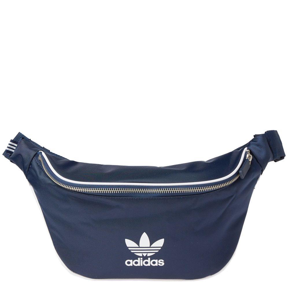 Adidas Adicolour Waist Bag Collegiate Navy  9a5604b2aad00
