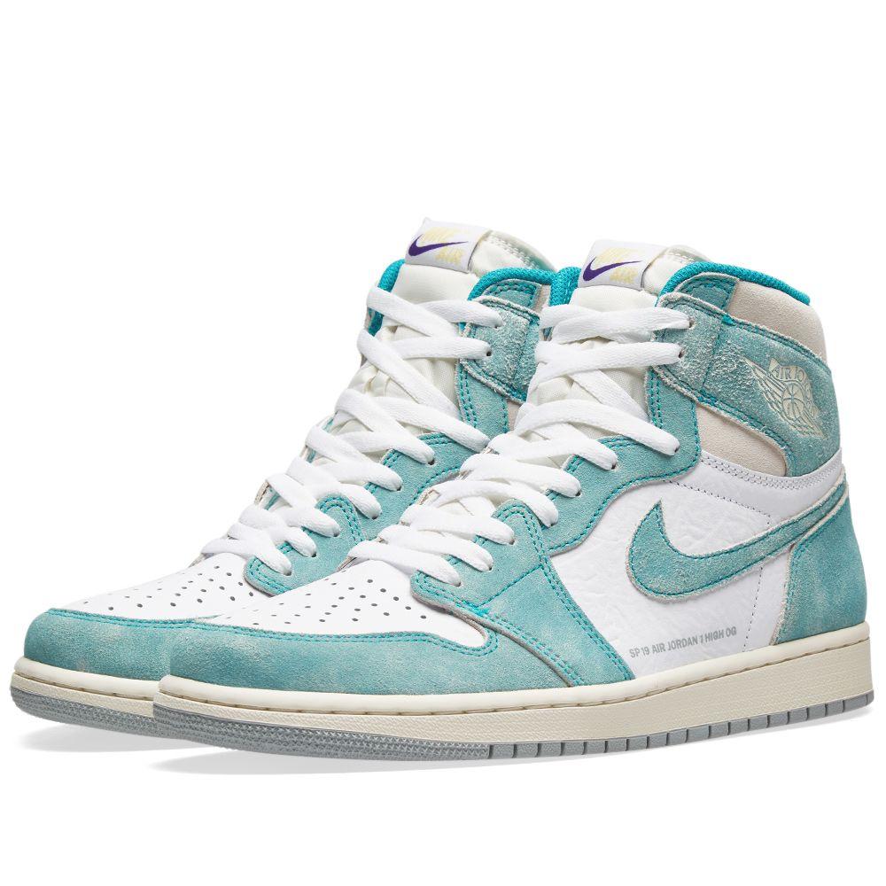 bdbfff32e65 Air Jordan 1 Retro High OG Green