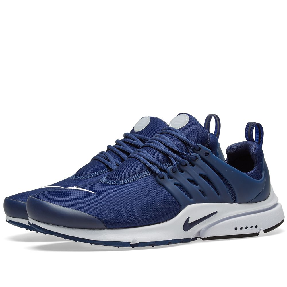 pre order d120f 58489 Nike Air Presto Essential Binary Blue, White  Black  END.