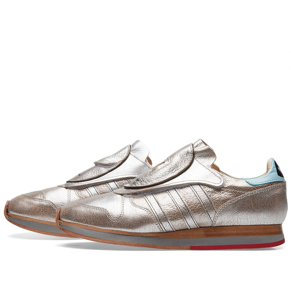 b836338e1c5271 Adidas x Hender Scheme Micropacer Silver