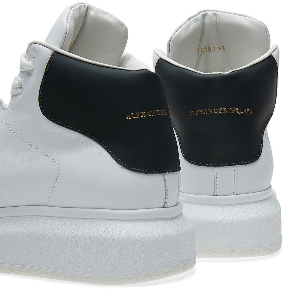 3f4ec82aa58c1 homeAlexander McQueen Oversized Sole Mid Top Sneaker. image. image. image.  image. image. image. image