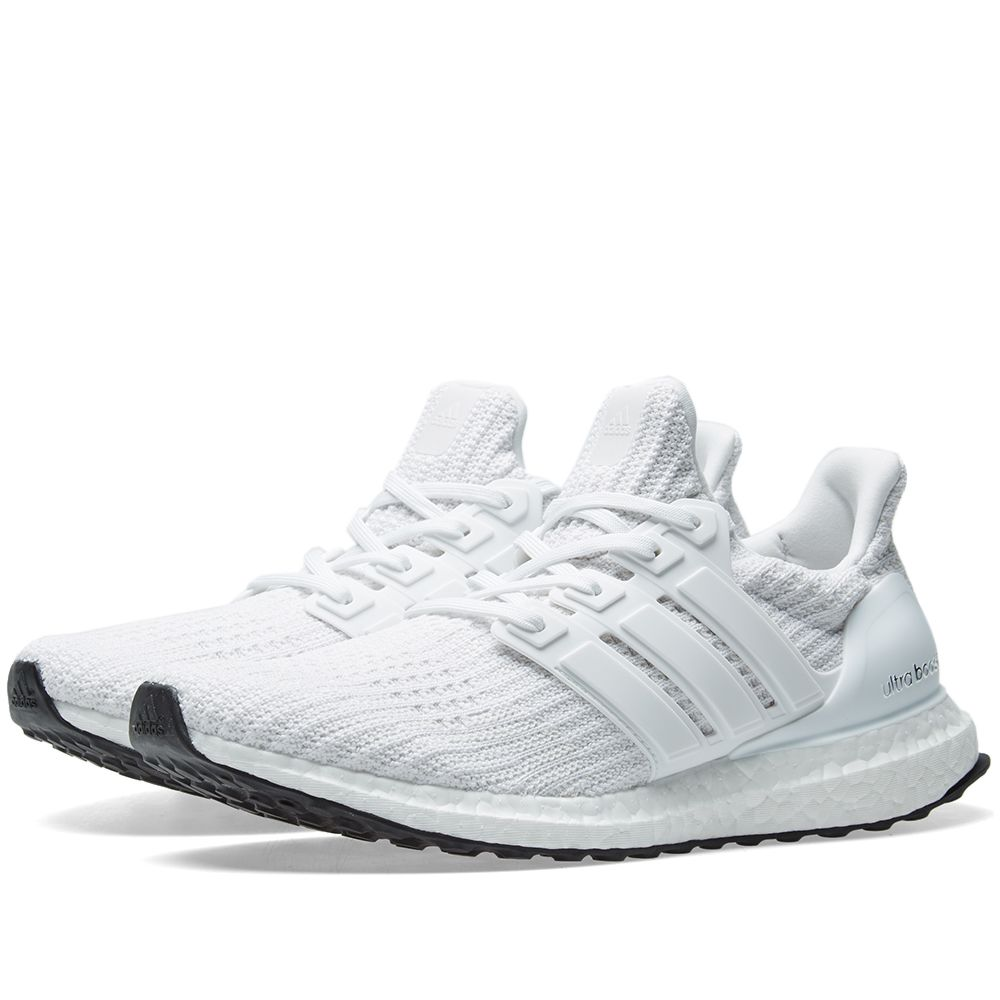 new product 24dd7 a6eb9 Adidas Ultra Boost W White  END.