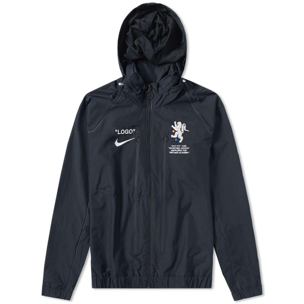 d830c76136 Nike x Off-White Track Jacket Black