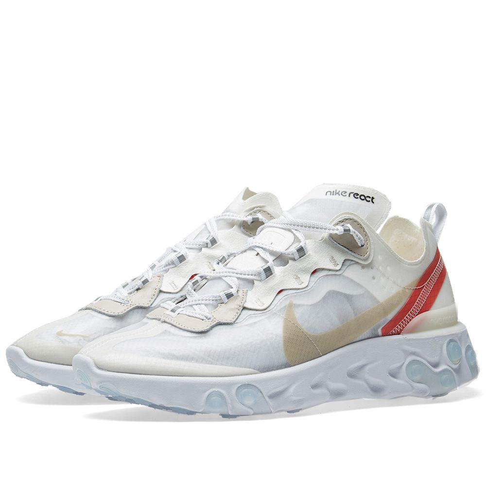 2fce9cc36ad2 Nike React Element 87 Sail