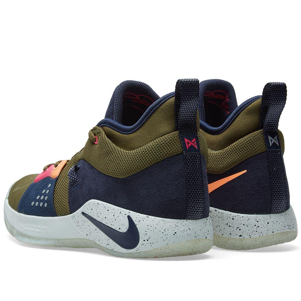 91913f1ea39 Nike The Bait II PG Olive