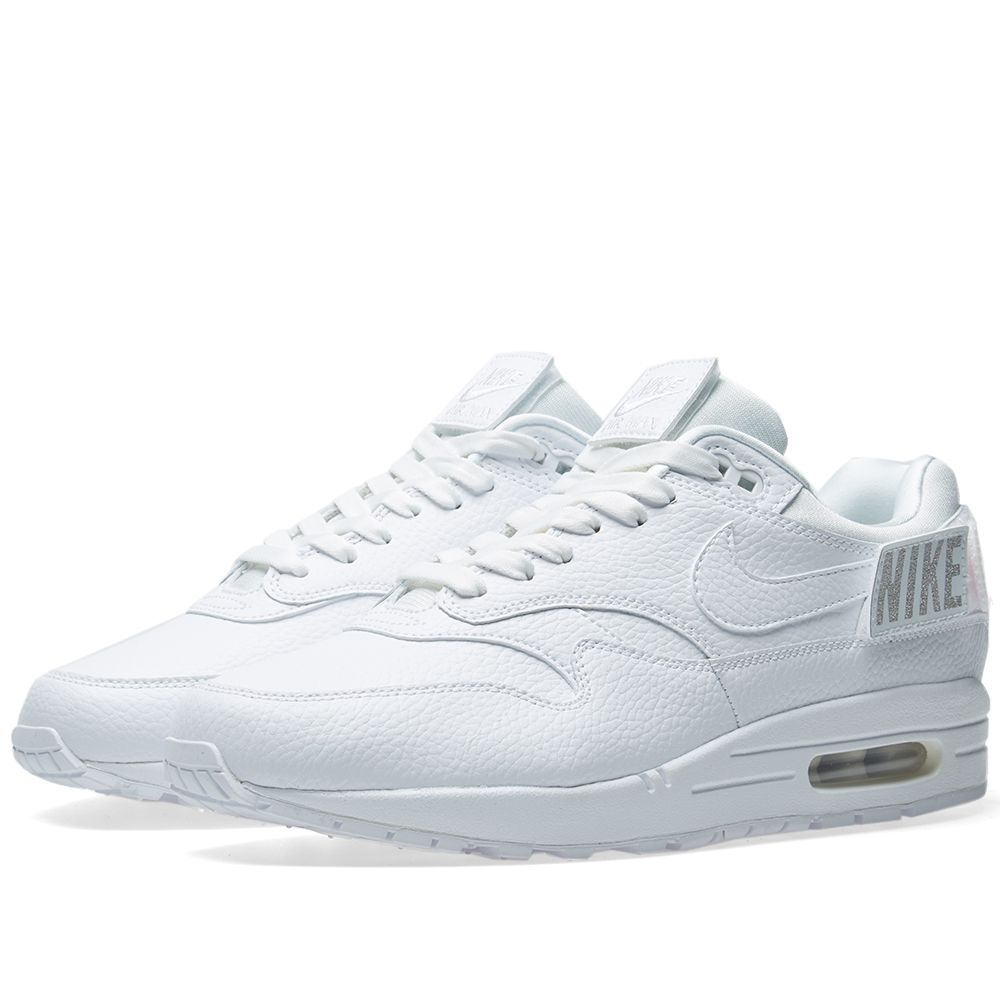 the best attitude d445a af5f9 Nike Air Max 1-100 W White   END.