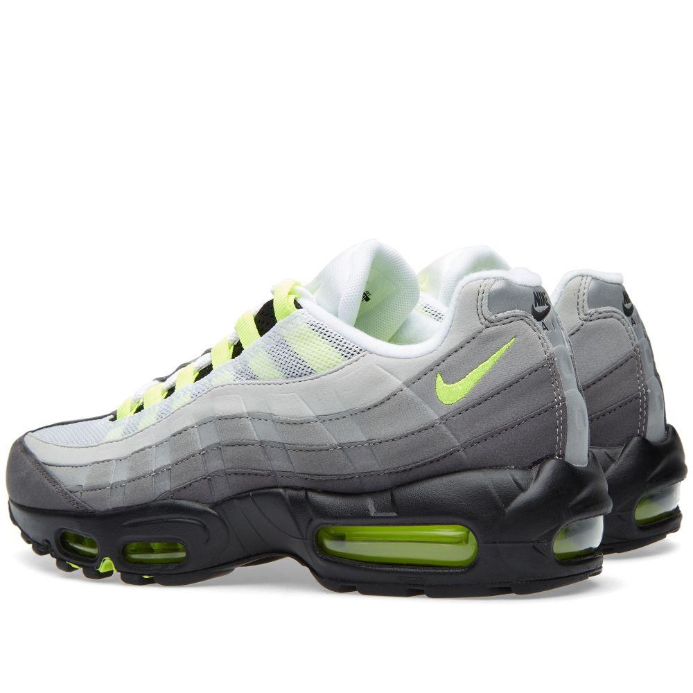9cd7a2068b78 Nike Air Max 95 OG Black