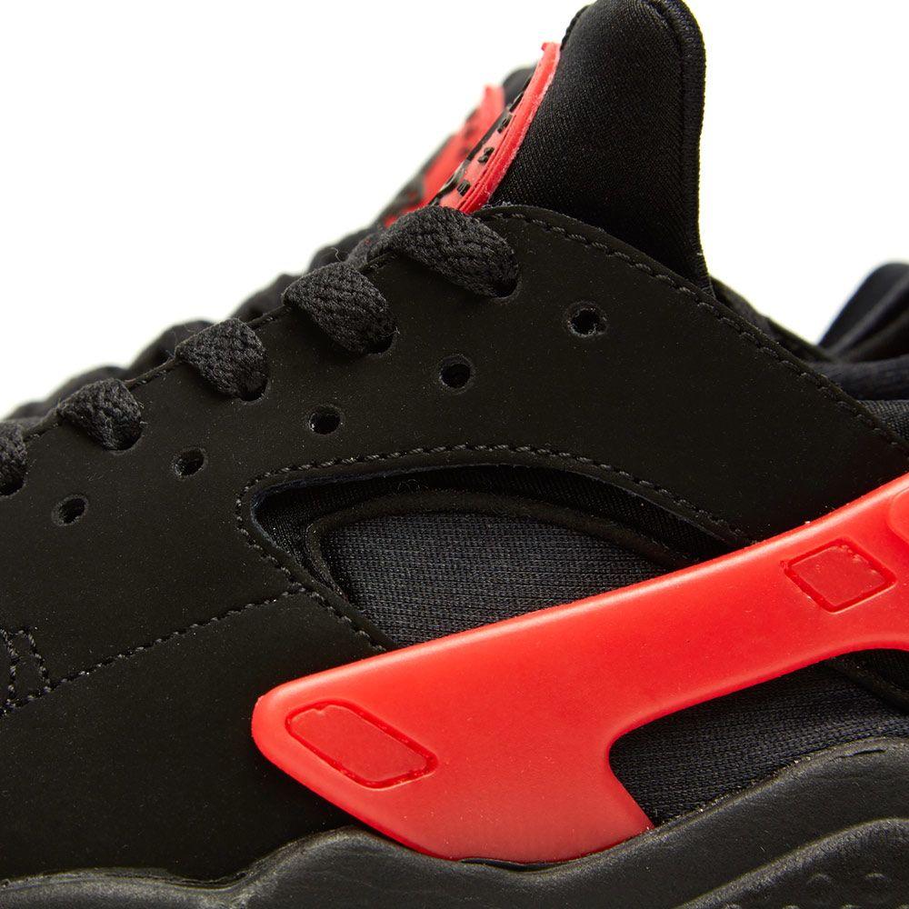 best website 1efc6 3f902 Nike Air Huarache QS  Love Hate . Black. S 145. Plus Free Shipping. image