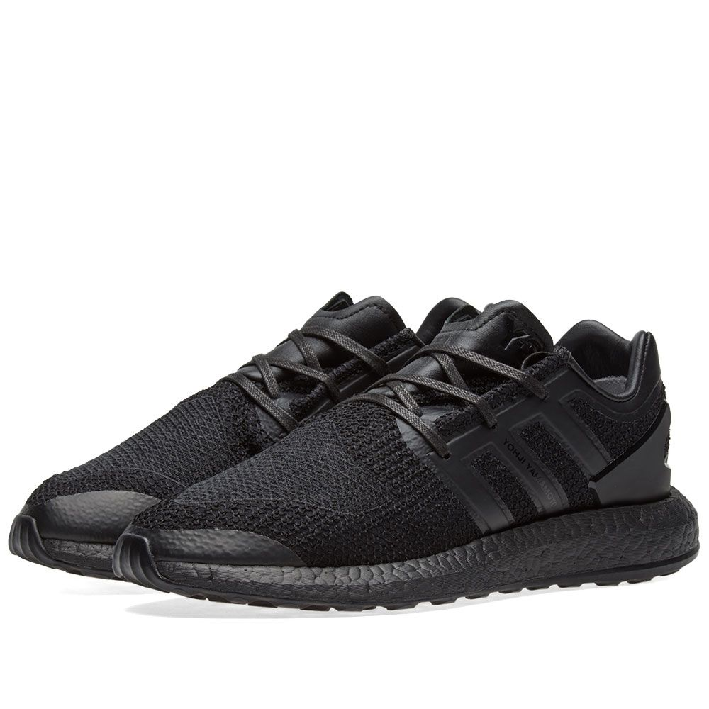 8d1011767203 Y-3 Pureboost Core Black