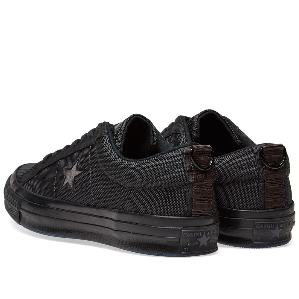 df8941737f6 Converse x Carhartt One Star Black