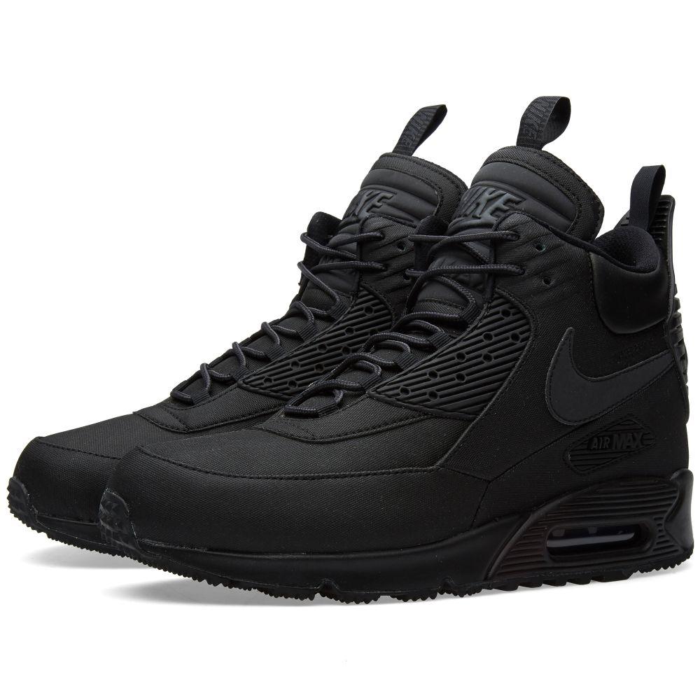 Nike Air Max 90 Sneakerboot Winter. Black. S 189. image. image. image 628900cfb