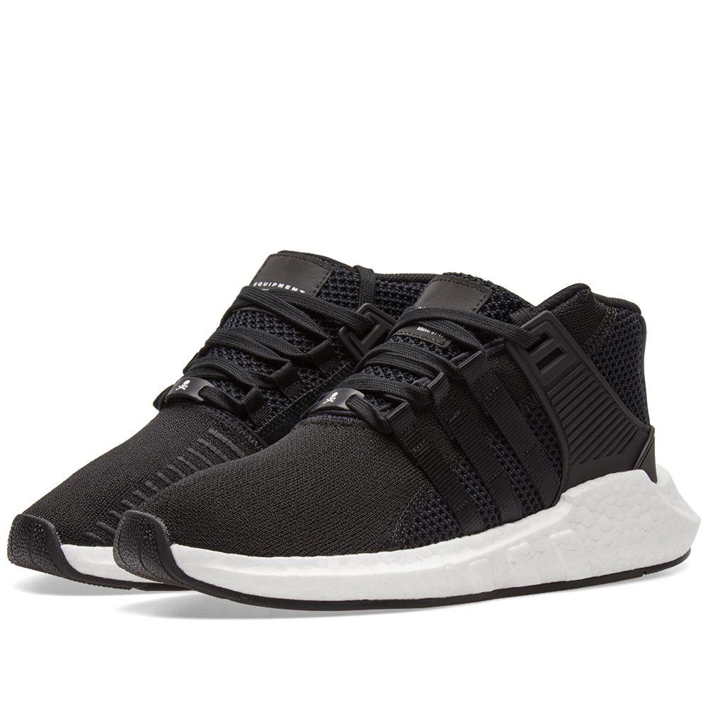 ef4e1aeec Adidas x MASTERMIND WORLD EQT Support 93 17 Core Black   White