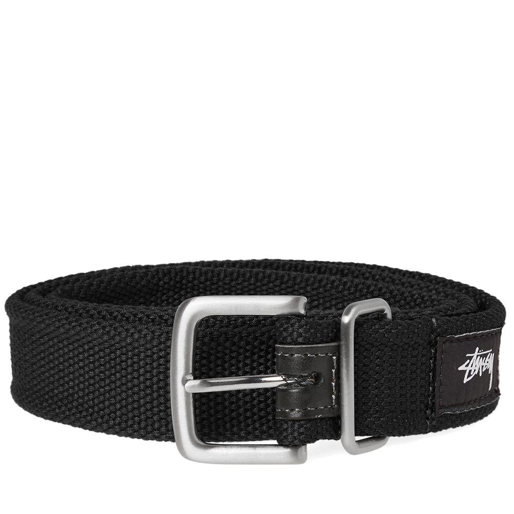 Stussy Military Belt Black  419e60ccb31
