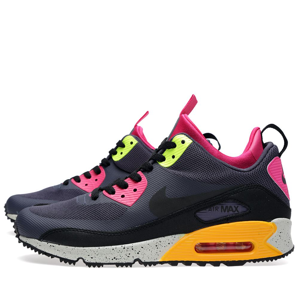 official photos b412e 2a70a ... clearance nike air max 90 sneakerboot. gridiron black. 155 99. image  53ebf bc387