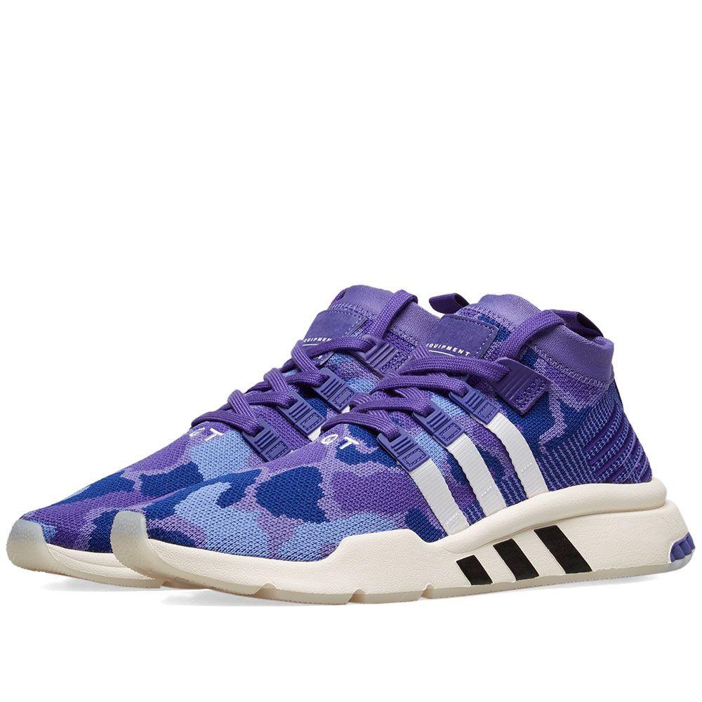 b3ef592e40d8 Adidas EQT Support Mid ADV Purple