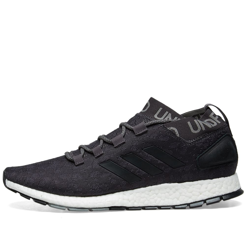239e4e39e75 Adidas x Undefeated Pure Boost RBL Shift Grey