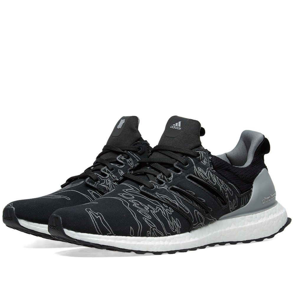 583a7f4ed5d71 Adidas x Undefeated Ultra Boost Utility Black   Cinder