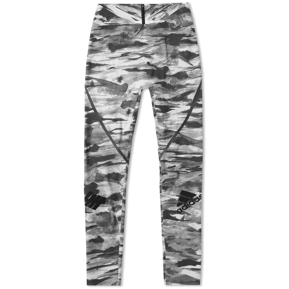 best service 024b4 f4f4d Adidas x Undefeated ASK 360 Tech Pant Black  END.