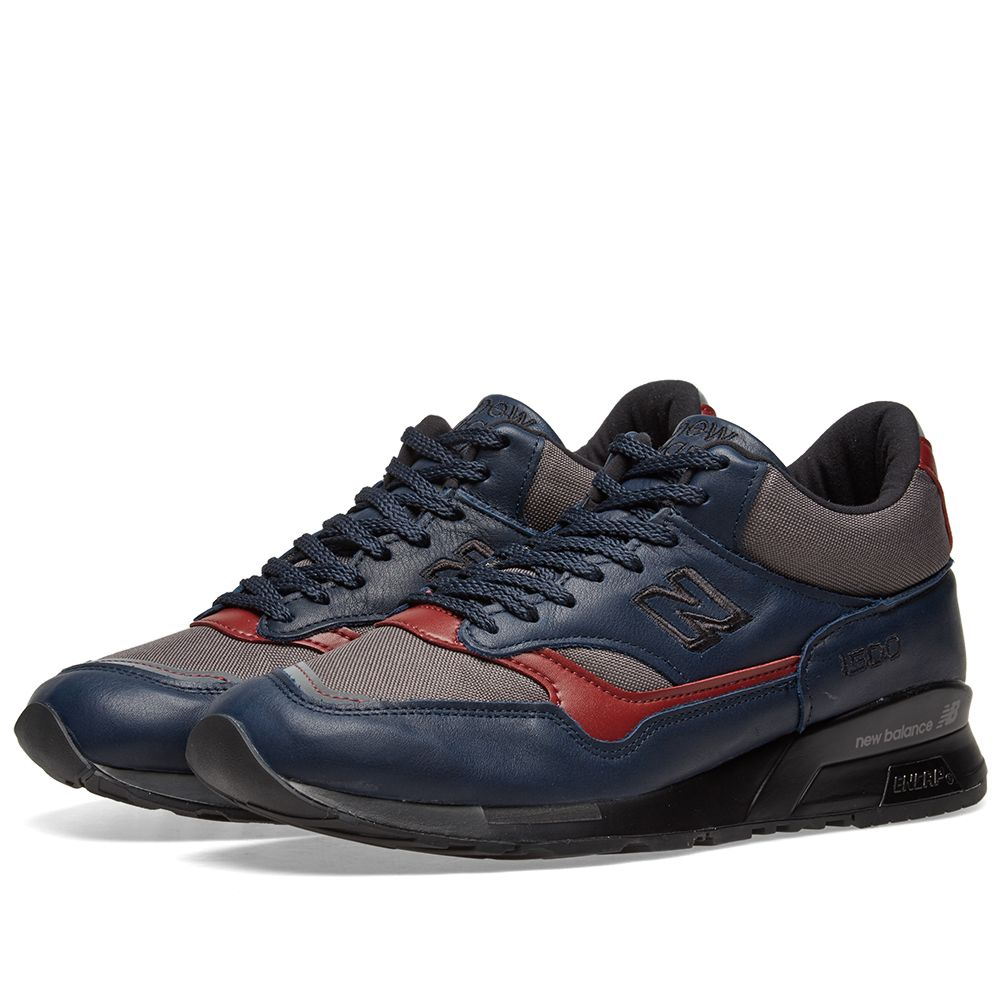 huge selection of 994c5 232dd New Balance MH1500NG - Made in England Navy   Grey   END.