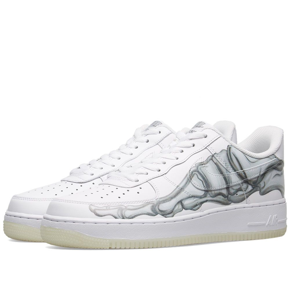 big sale 4e4ee 89efc homeNike Air Force 1 07 Skeleton QS. image. image. image. image. image.  image. image. image