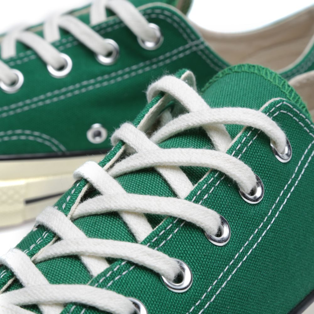 a58ed8abc1e7 Converse First String Chuck Taylor 1970s Ox. Amazon Green. ₩82