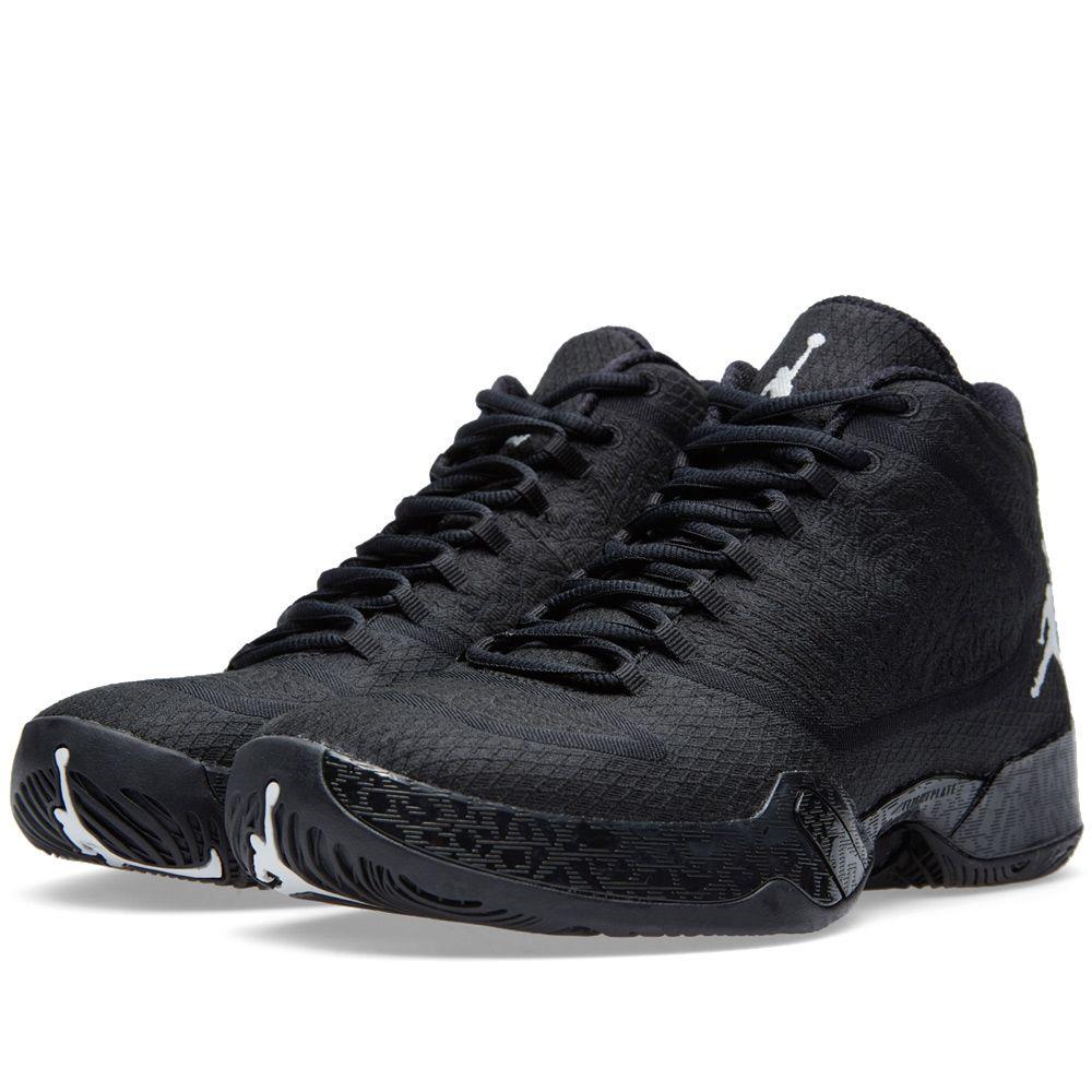 55ad2baf4c5299 Nike Air Jordan XX9 Black   White