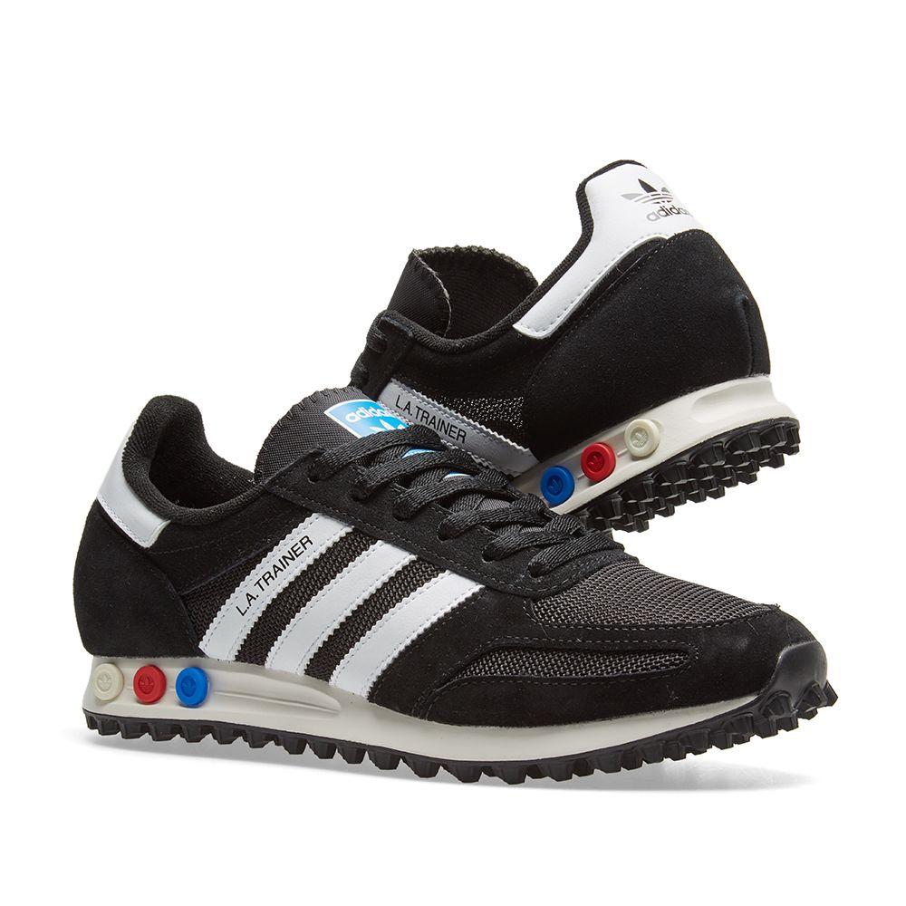 new product c021d 20d5d Adidas LA Trainer