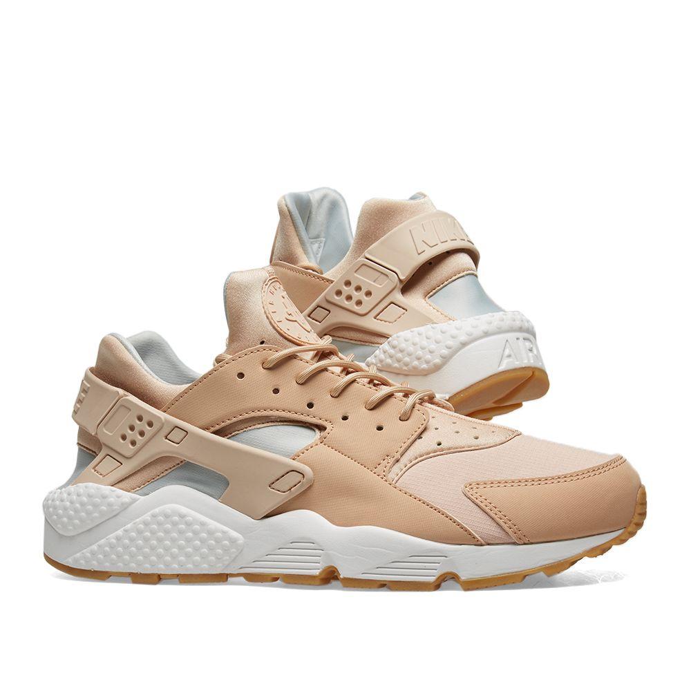 d5f888b2987db2 Nike Air Huarache Run W Beige