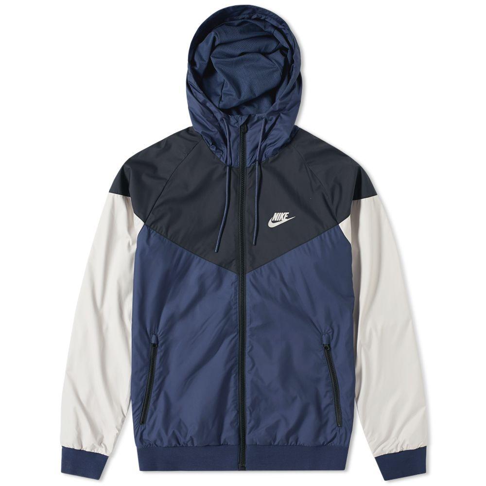 00b2c29ec4f5 Nike Windrunner Jacket Thunder Blue