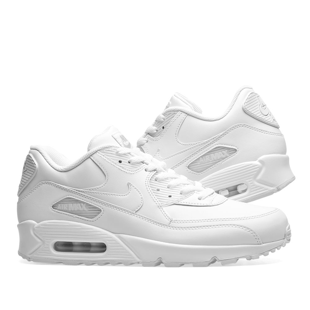 51f8f15c3 Nike Air Max 90 Leather White