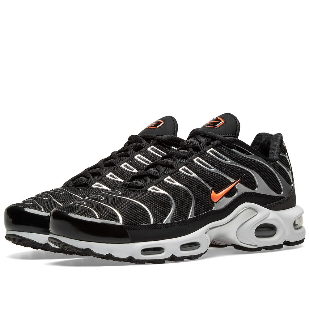 watch 05e61 565a4 Nike Air Max Plus TN SE Black, Crimson  Dark Grey  END.