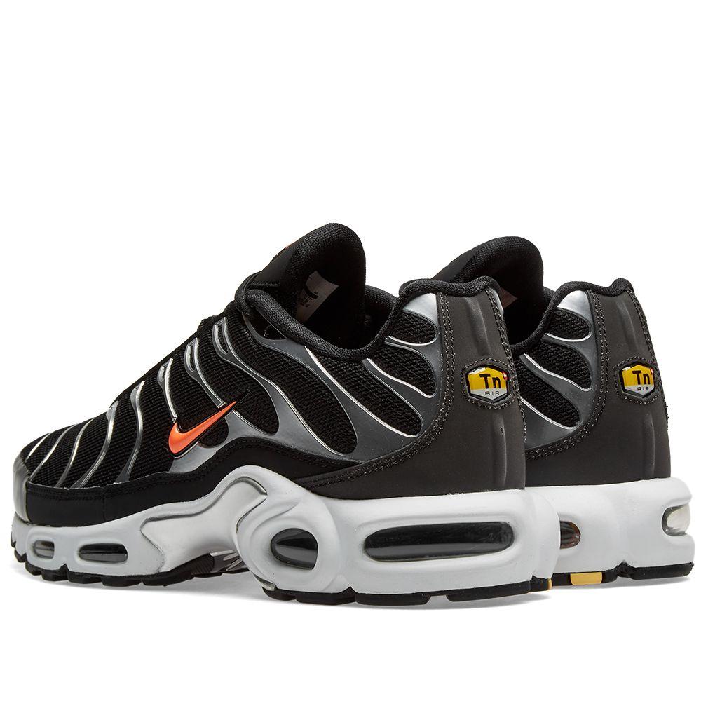 watch 3ee90 eb112 Nike Air Max Plus TN SE Black, Crimson  Dark Grey  END.