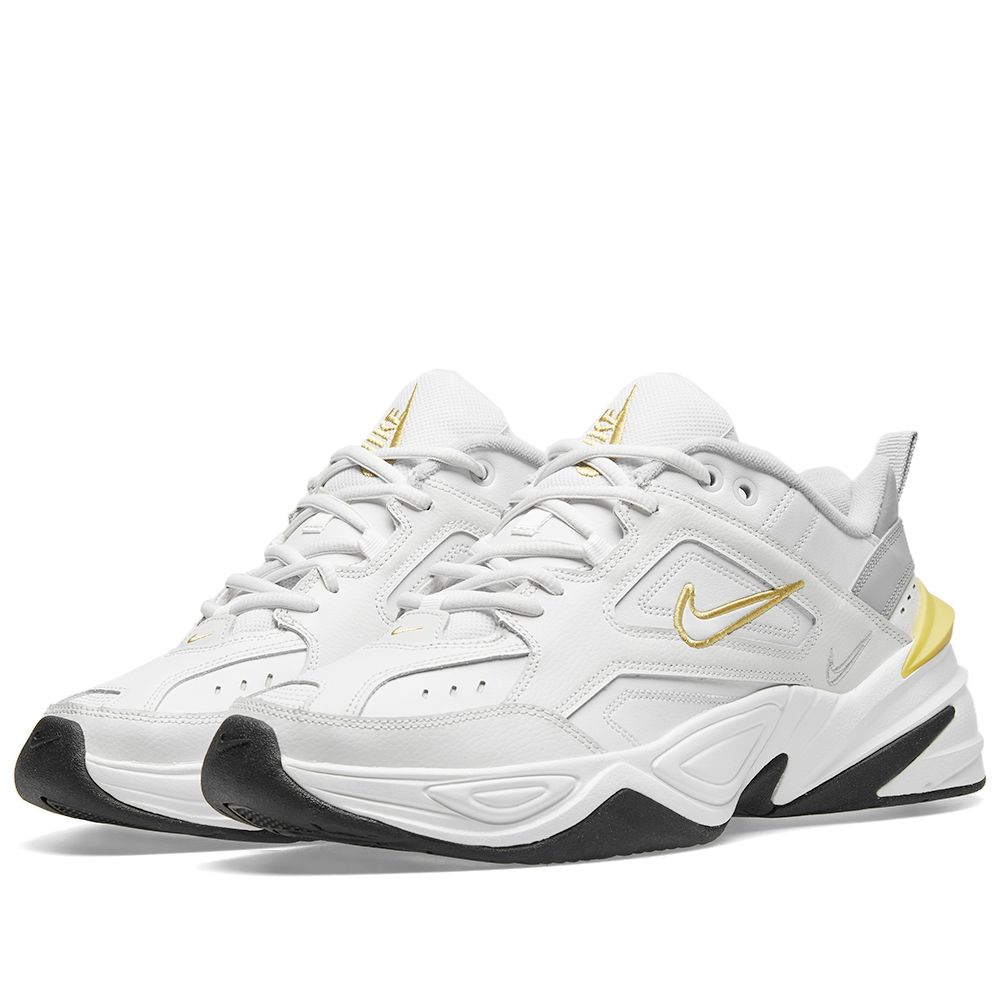 buy online 859f2 35600 Nike M2K Tekno W Platinum, Celery, Grey  White  END.
