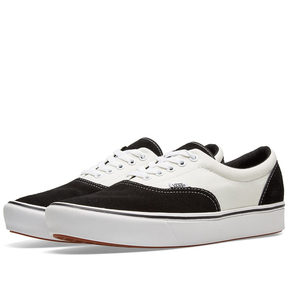 6c920da163 Vans UA ComfyCush Era Black   Marshmallow