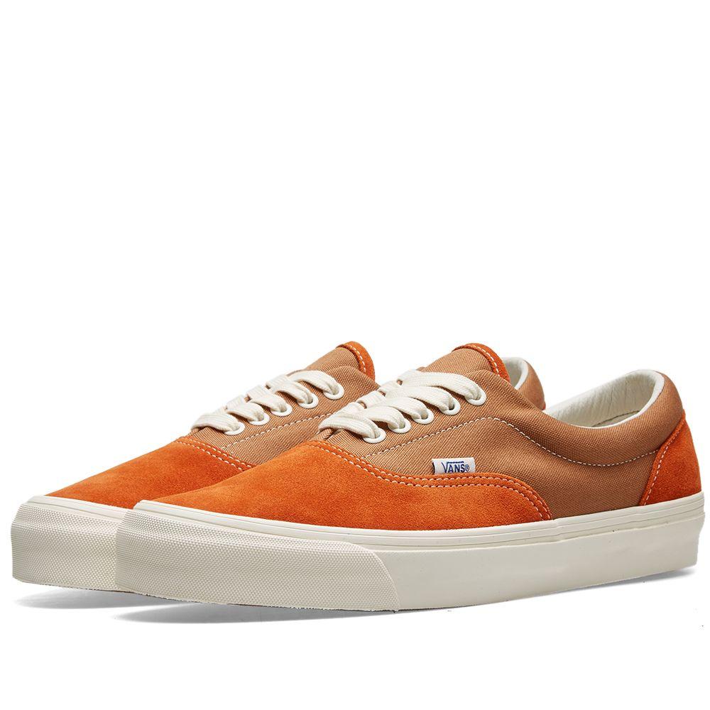 aa5ee85dc8 Vans Vault OG Era LX Rust   Chipmunk