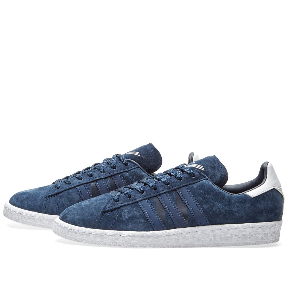save off 570d8 8cab3 Adidas x White Mountaineering Campus 80s
