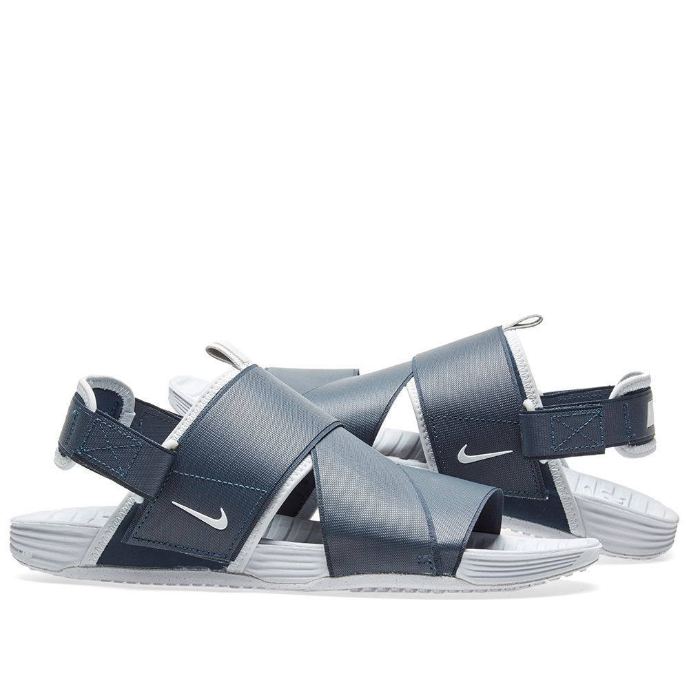 9906260402a0 Nike Air Solarsoft Zigzag Army Navy   Pure Platinum