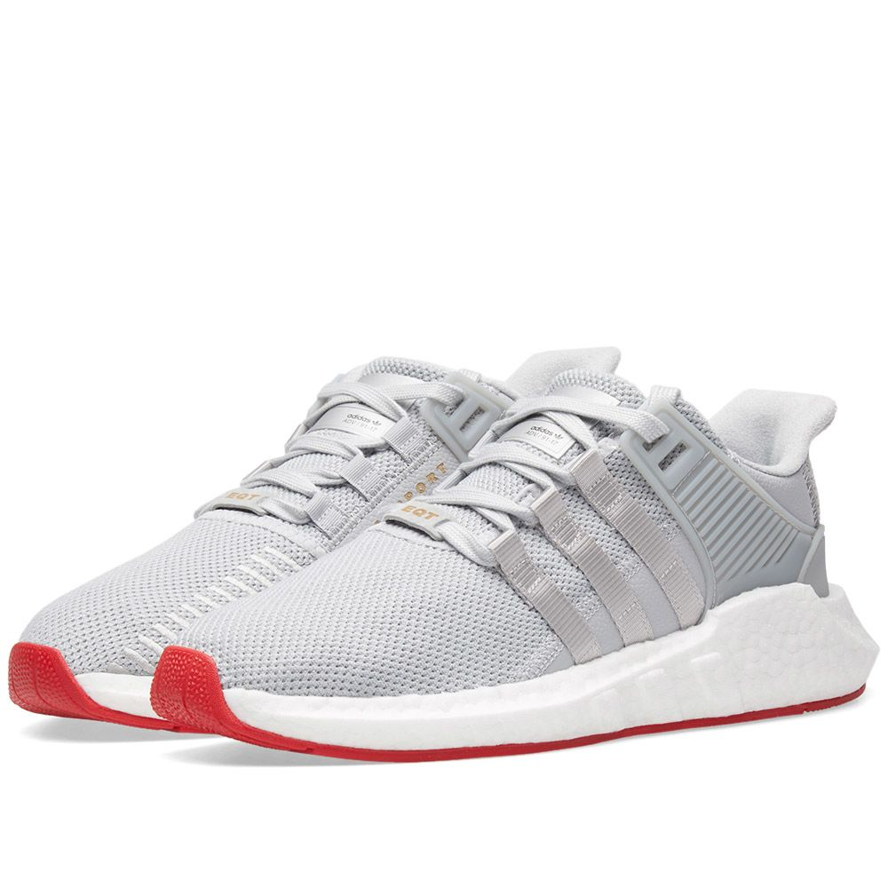 80afae61c446 Adidas EQT Support 93 17 Matte Silver   White