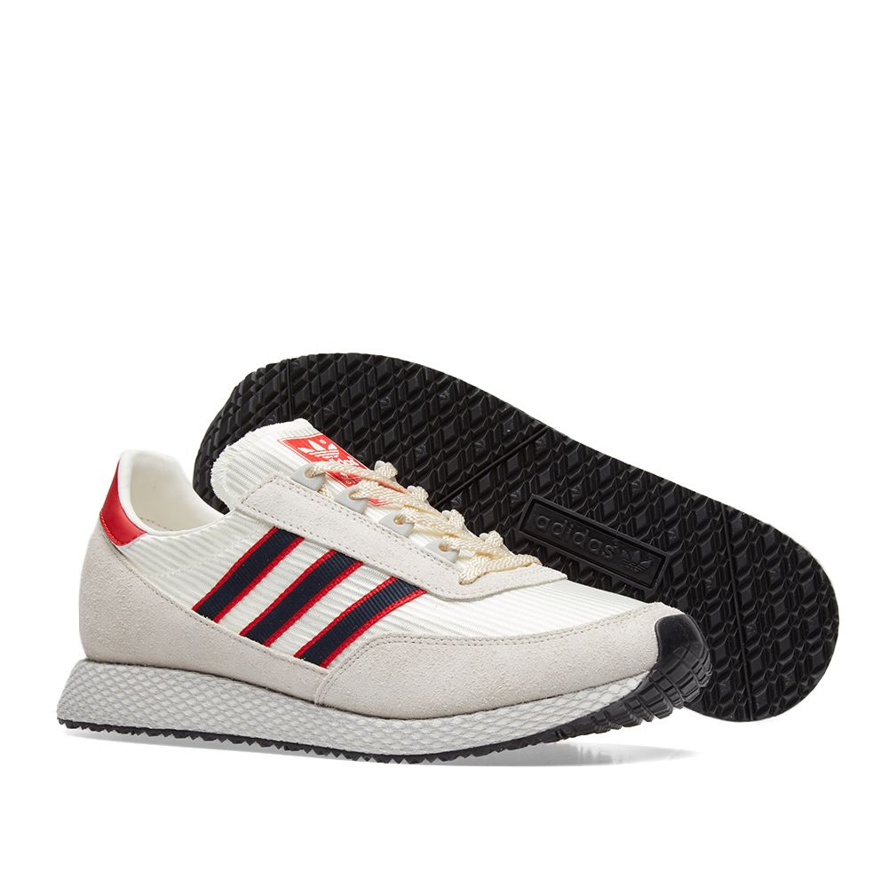 huge discount ada85 08868 Adidas SPZL Glenbuck. Brown, Off White  Granite